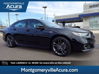 Used Acura Tlx Montgomeryville Pa